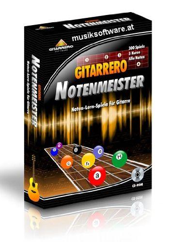 Gitarrero Notenmeister
