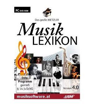 Metzler Musiklexikon