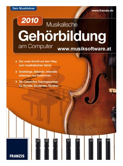 Musikalische Gehörbildung am Computer