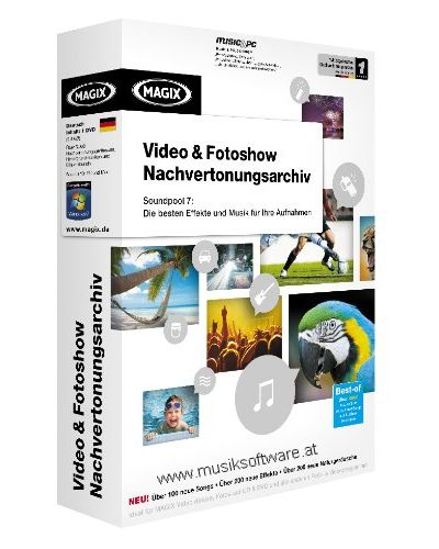 Video & Fotoshow Nachvertonungsarchiv