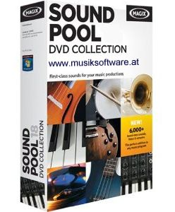 Magix Soundpool DVD Collection