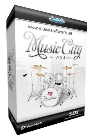 ToonTrack MusicCity USA SDX